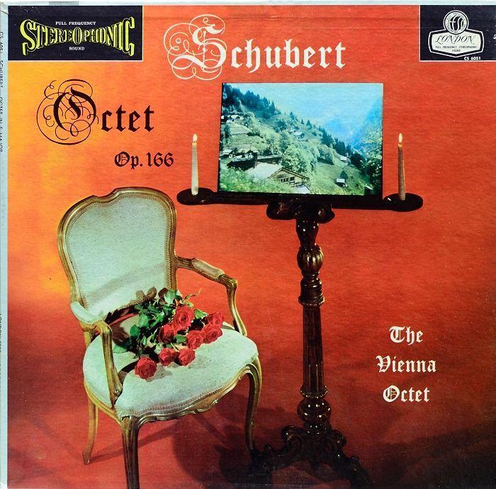 ウィーン八重奏団/シューベルト:八重奏曲 ヘ長調 作品166