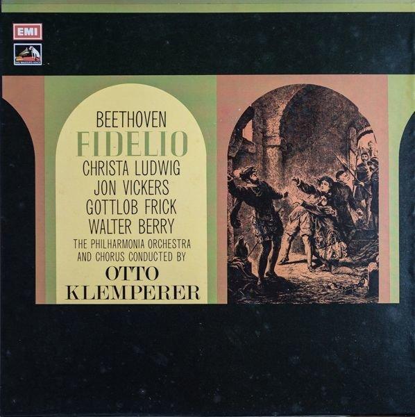 画像1: オットー・クレンペラー指揮/ベートーヴェン:フィデリオ作品72 (1)
