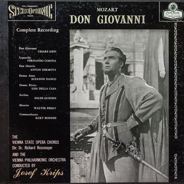 画像1: ヨーゼフ・クリップス指揮/モーツァルト:歌劇「ドン・ジョバンニ」 (1)